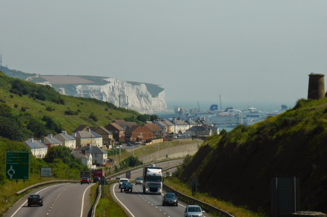 Leaving the madness of Dover